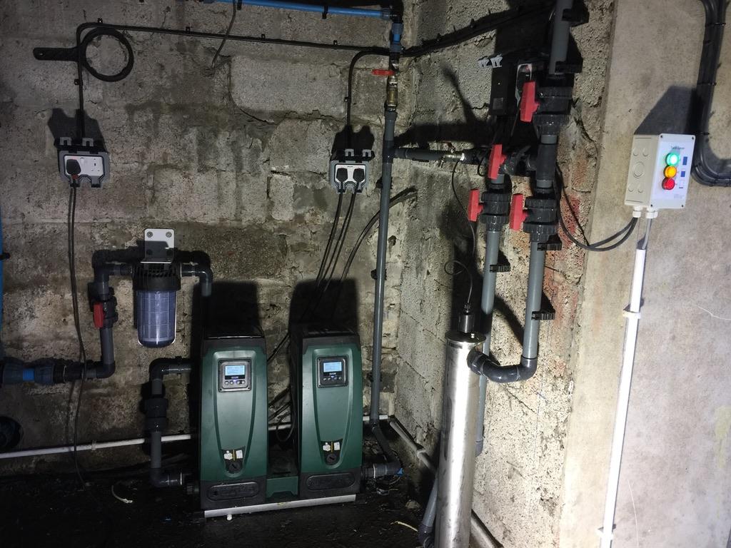 DAB boost pumps
