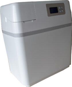 Domestic water softener